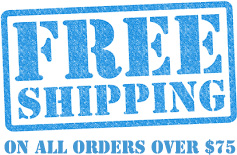 Free Shipping on All Orders Over $39